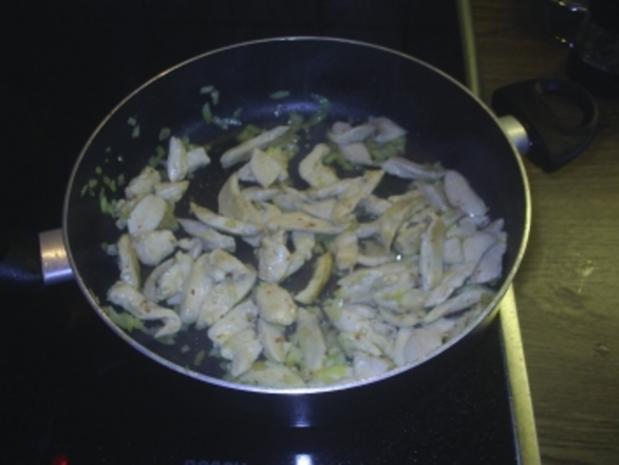 Geflügel - Mexikanische Hähnchen-Mais-Pfanne - Rezept - Bild Nr. 3