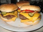Cheeseburger - Rezept