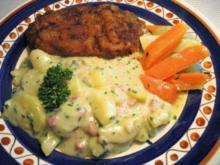 Béchamel-Kartoffeln - Rezept - Bild Nr. 4