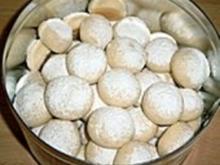 Vanille-Schneebällchen - Rezept