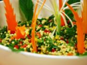 Couscous-Salat mit knackigem Gemüse - Rezept
