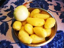 Kartoffel-Quark-Auflauf - Rezept