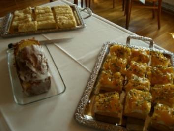 Torte : Bayrischer Hochzeitskuchen - Rezept