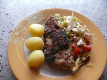 Gefülltes Schnitzel - Rezept