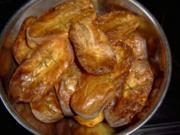 Beilage: Backofen Kartoffeln - Rezept