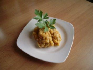 Linsensalat mit Tomaten - Rezept