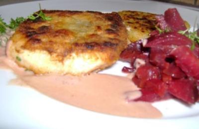Fisch: Roter Knusperzander - Rezept