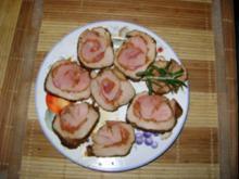 Schweinefilet - Eigenkreation - Rezept