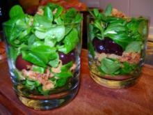 Salat für zwischengang - Rezept