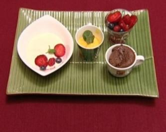 Dessert-Patchwork (Mirjam Wechselbraun) - Rezept