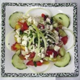 Schopska Salat - Rezept