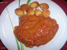 Zigeunerschnitzel - Rezept