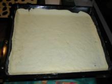 Grundrezept Pizzateig, ein Backblech - Rezept