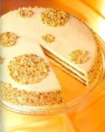Baileys Torte - Rezept