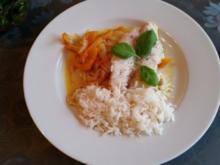 Fisch in Weißweinsauce - Rezept