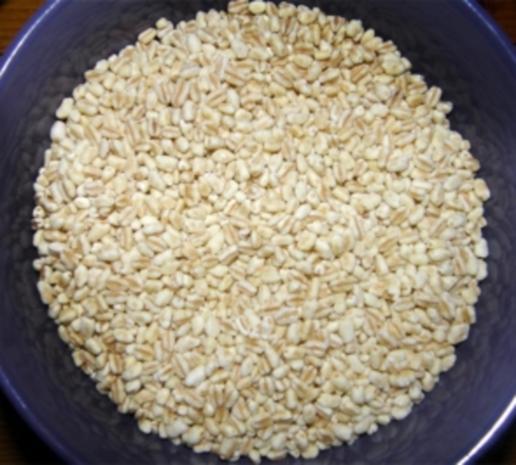 Perlweizen - Kürbisgedicht - Rezept