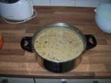 Lauchcreme Suppe - Rezept