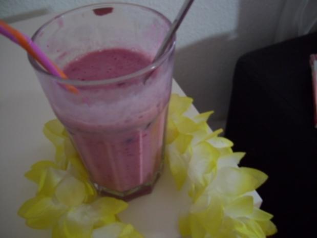 Himbeer-Shake :-) - Rezept