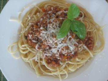 Spaghetti al ragú...and more - Rezept