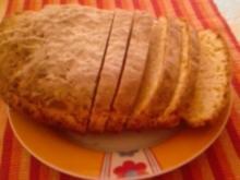 selbstgebackenes Käsebrot für die Party - Rezept