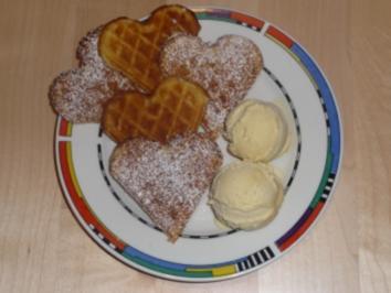 Rheinische Zimtwaffeln - Rezept