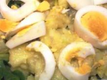 Kartofelsalat Kalorienarm - Rezept
