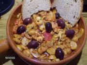 Spanien - Tapaspfännchen a la Mariposa - Rezept