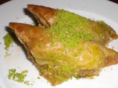 Baklava - Rezept