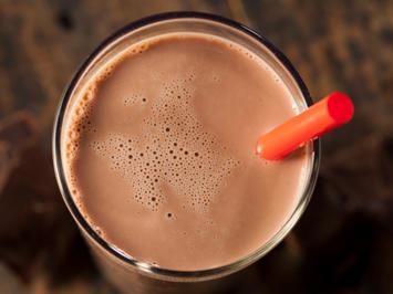 Rezept: Schoko-Milchshake