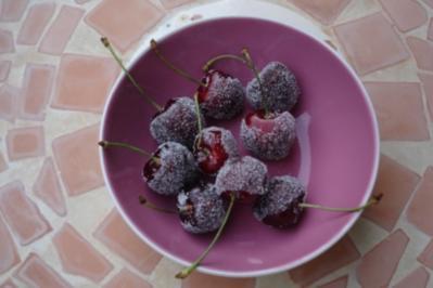 Rezept: Gezuckerte Beeren