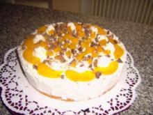 Choco Crossis Torte - Rezept
