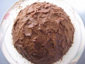 Türkischer Schoko-Kuchen - Rezept