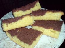 Kakao-Streusel-Kuchen - Rezept