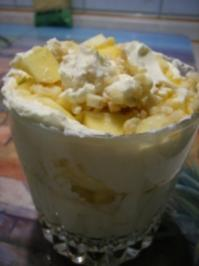 Mango-Zitronencreme - Rezept