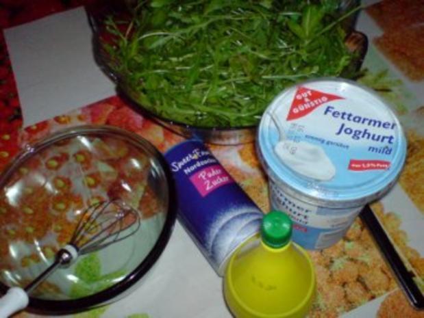 süßes Zitronendressing - Rezept - Bild Nr. 4