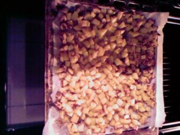 Röstkartoffeln aus dem Backofen - Rezept