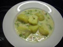 Bechamel-Kartoffeln - Rezept