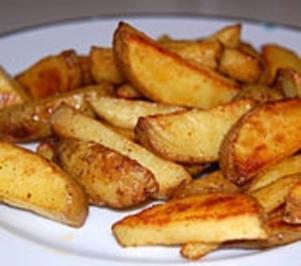 Kartoffel - Wedges - Rezept