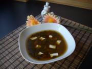 Japanische Misosuppe - Rezept