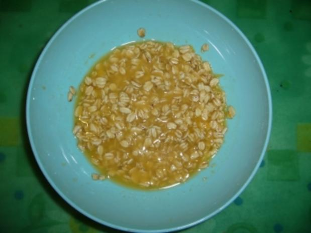 Frühstück: Bircher-Benner-Müsli - Rezept - Bild Nr. 3
