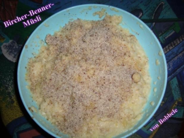 Frühstück: Bircher-Benner-Müsli - Rezept - Bild Nr. 5