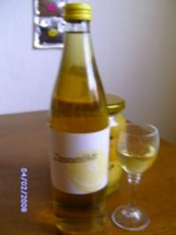 Zitronenlikör - Rezept