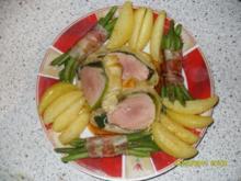 Schweinefilet im Blätterteig (mit Sauce Robert) - Rezept
