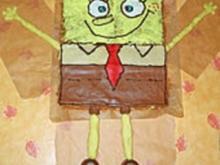 Spongebob - Torte - Rezept