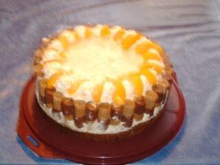 Eierlikor Pfirsich Torte Rezept Mit Bild Kochbar De