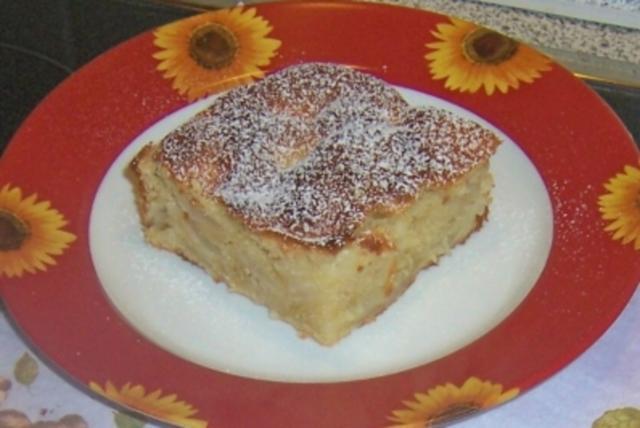 Apfelkuchen Vom Blech Rezept Mit Bild Kochbar De