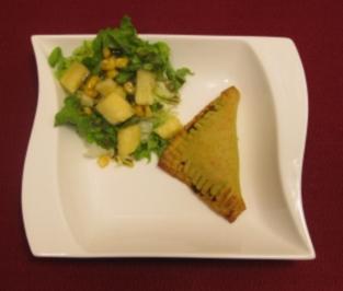Trinidad Beef Patties - Rezept