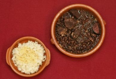 Feijoda mit Reis (Daniel Lopes) - Rezept