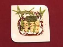 Pochiertes Iberico Filet im Kräuter Quartett (Nicole da Silva) - Rezept