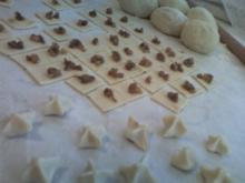 Manti ( türkische ravioli) - Rezept